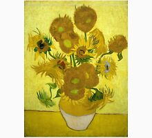 Vincent Van Gogh  - Sunflowers, 1889 T-Shirt