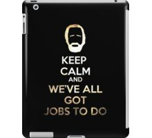 Hershel's Keep Calm iPad Case/Skin