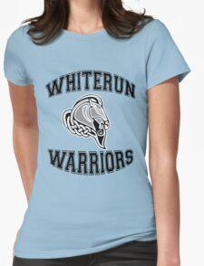Whiterun Warriors Womens Fitted T-Shirt