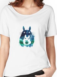 3 totoro Women's Relaxed Fit T-Shirt