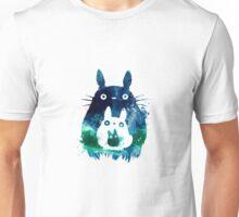3 totoro Unisex T-Shirt