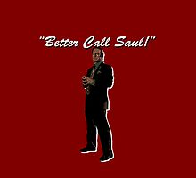 Better Call Saul (Phone Cases) by DarKJuubi
