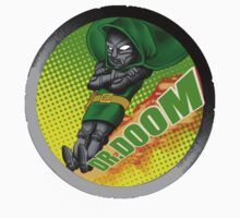 Dr. Doom by RagtimeMouse