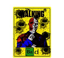 The Walking Bad (Phone Cases) by DarKJuubi