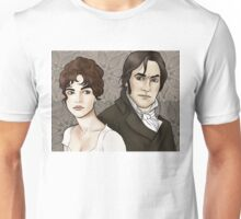 Elizabeth Bennet and Fitzwilliam Darcy Unisex T-Shirt