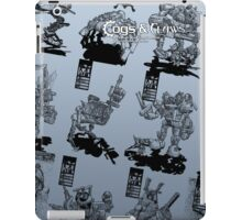 Cogs & Claws - AniMechs iPad Case/Skin
