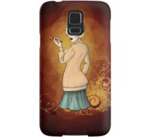 1920s Flapper Girl - Georgette 2 Samsung Galaxy Case/Skin