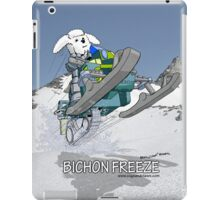 Bichon Freeze iPad Case/Skin