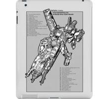 RatFighta Cutaway iPad Case/Skin