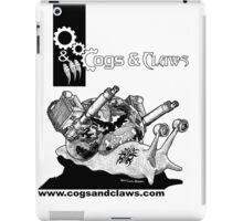 Snail Tank iPad Case/Skin