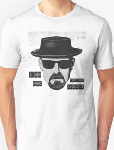 Breaking Bad T Shirt & Hoody - I am the one who knocks T-Shirt