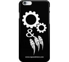 Cogs & Claws Symbol iPhone Case/Skin