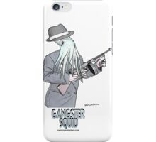 Gangster Squid iPhone Case/Skin