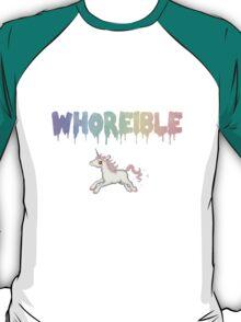 Whoreible. T-Shirt