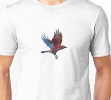 Galactic Raven Unisex T-Shirt