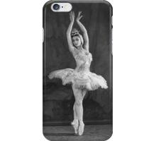 A Ballerina on Swan Lake iPhone Case/Skin