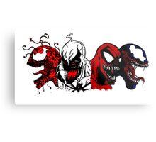 Symbiote Rushmore Metal Print