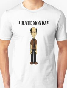 hating mondays T-Shirt