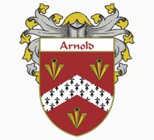 Arnold Coat of Arms/Family Crest by William Martin