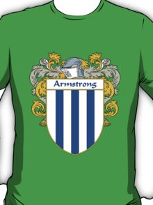 Armstrong Coat of Arms/Family Crest T-Shirt