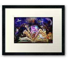 Fairytale Dreaming Framed Print