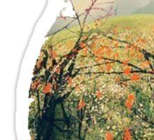 Spring Totoro Sticker