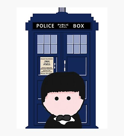 The 2nd Doctor Photographic Print