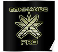 MW2 Commando Pro Poster