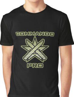 MW2 Commando Pro Graphic T-Shirt