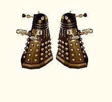 Daleks Sepia by ama33