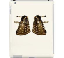 Daleks Sepia iPad Case/Skin