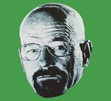 Walter White Face by mvettese