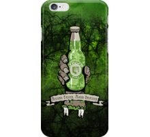 Reload Faster, Avoid Disaster iPhone Case/Skin