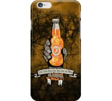 Save your Rear End, Run Like the Wind iPhone Case/Skin