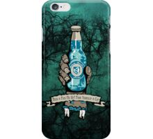 Need a Pick Me Up? Pour Yourself a Cup iPhone Case/Skin