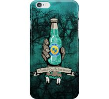 In Trouble? Call on your Double! iPhone Case/Skin
