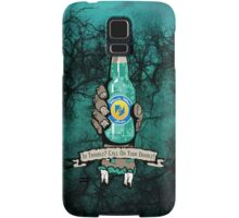 In Trouble? Call on your Double! Samsung Galaxy Case/Skin