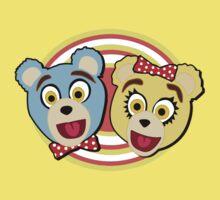 Avenue Q Bad Idea Bears Kids Tee