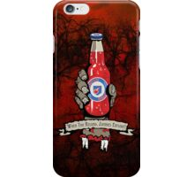 When You Reload, Zombies Explode! iPhone Case/Skin