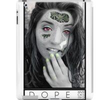 DOPE iPad Case/Skin