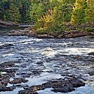 Current River Rapids by Bill Morgenstern
