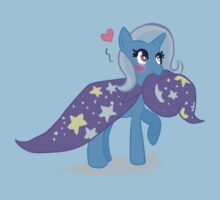 The great and powerful cute Trixie! One Piece - Short Sleeve