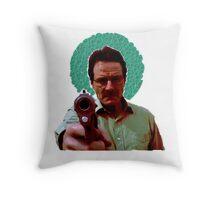 WALT HALO Throw Pillow