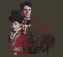 Death Comes to Pemberley by LittleAsArt