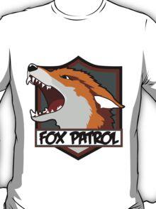 Fox Patrol  T-Shirt