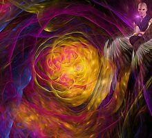Angelic Energy by Amaviael