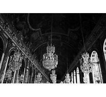 Hall of mirrors Photographic Print