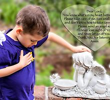 Lord, I am small and needy by Bonnie T.  Barry
