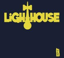 Lighthouse 1, yellow by gotmoxy
