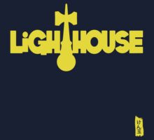 Lighthouse 1, yellow by gotmoxy